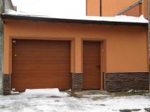 Автоматична гаражна врата