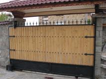 Автоматика за плъзгаща врата