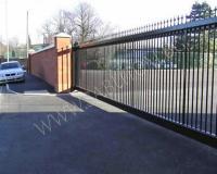 Конзолни плъзгащи портални врати